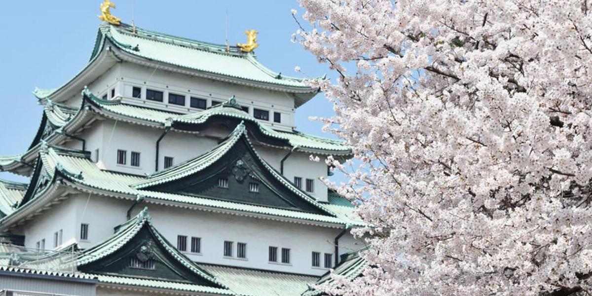 愛知県名古屋市名古屋城